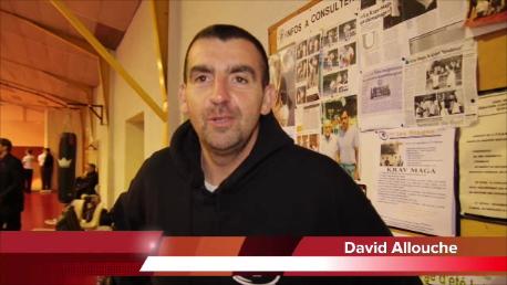 David Allouche Krav Maga Montpellier Mauguio