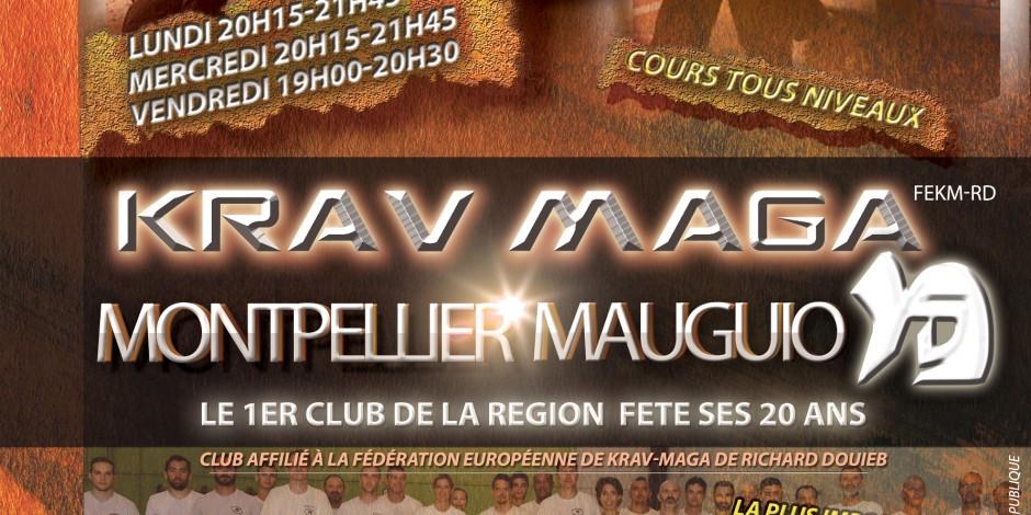 Saison 2015-2016 Krav Maga Mauguio